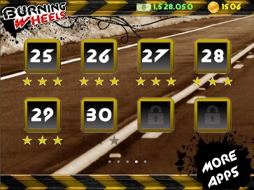 Burning Wheels 3D Racing - 3