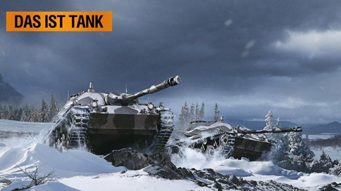 World of Tanks Blitz - 1