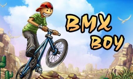 BMX Boy - 1