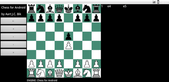 Chess for Android - 1