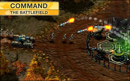 Modern Command - 1