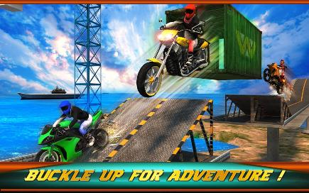 Extreme Bike Stunts 3D - 34
