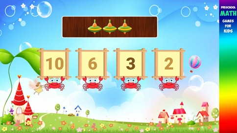 Preschool Math Games for Kids - 2