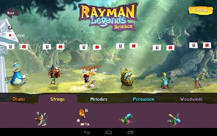 Rayman Legends Beatbox - 3