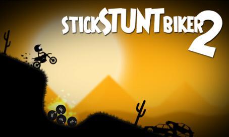 Stick Stunt Biker 2 - 1