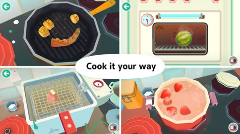 Toca Kitchen 2 - 3