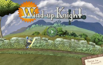 Wind Up Knight - 1