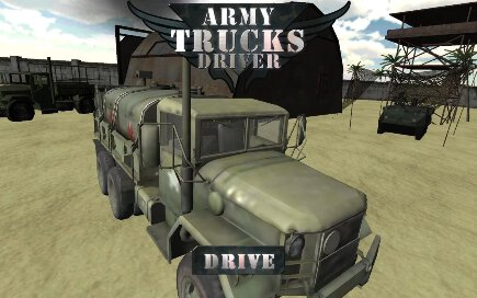 Army Truck Driver - 3