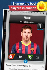 FC Barcelona Fantasy Manager 14 - 1