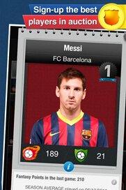 FC Barcelona Fantasy Manager 14 - 22