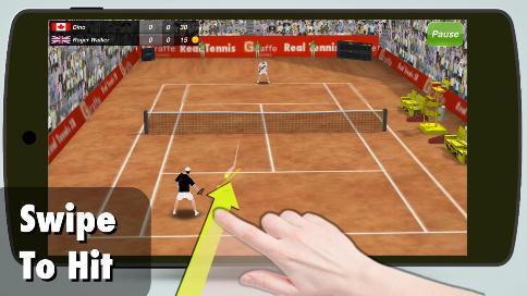 Tennis Champion 3D - 1