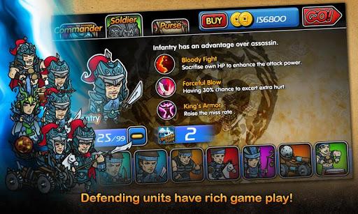 3 Kingdoms TD Defenders Creed - 1