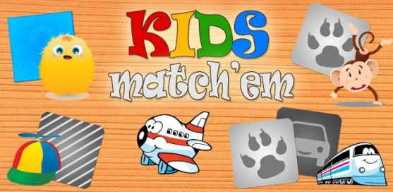 Game for KIDS: KIDS match'em - 1
