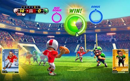 Boom Boom Football - 2