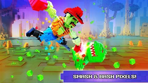 Super Pixel Heroes - 2