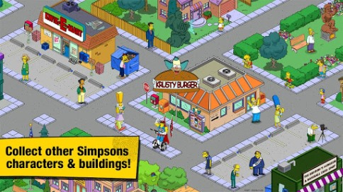 The Simpsons Tapped Out - 3