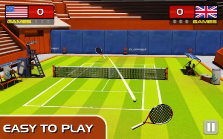 Play Tennis - 2