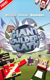 Giant Boulder of Death - 3