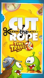 Cut the Rope Time Travel - 1