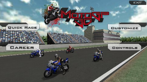 MotoGp 3D Super Bike Racing - 1