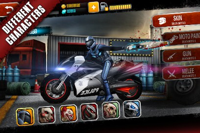 Death Moto 3 - 1
