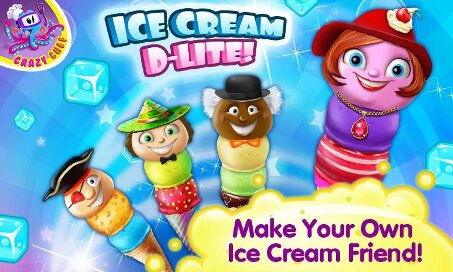 Ice Cream D Lite Crazy Chef - 1