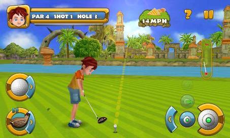 Golf Championship - 1