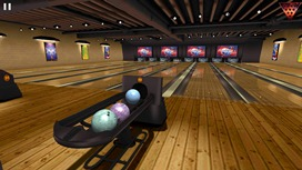 Galaxy Bowling 3D Free - 1