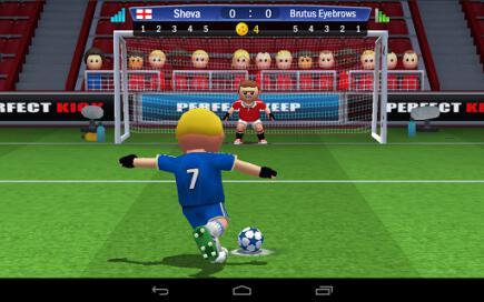 Perfect Kick - 1