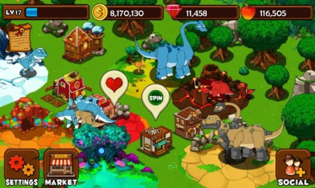 Dino Island - 1