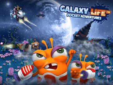 Galaxy Life Pocket Adventures - 1
