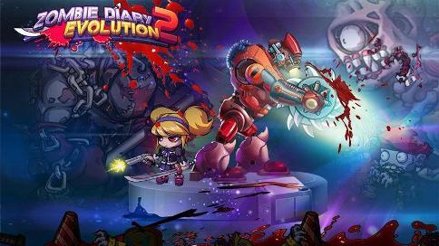 Zombie Diary 2 Evolution - 1