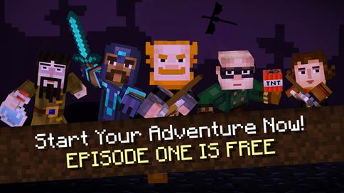 Minecraft: Story Mode - 1