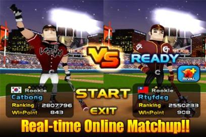 Homerun Battle 3D FREE - 1