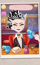 Monster Hair Salon - 1