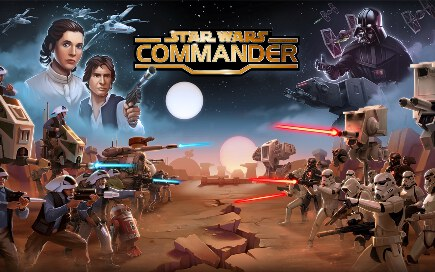 Star Wars Commander - 3