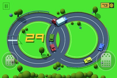 Loop Drive: Crash Race - 2