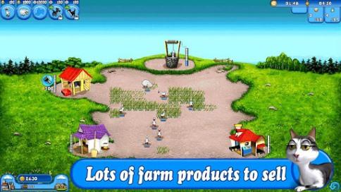 Farm Frenzy Free - 3