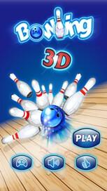 Strike Pin-bowling 3D - 1