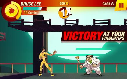 Bruce Lee Enter The Game - 3