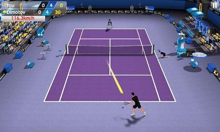 Flick Tennis - 3