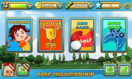 Golf Championship - 4