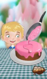 Baby Birthday Cake Maker - 1