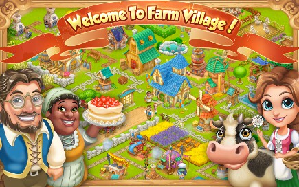 Village and Farm - 1