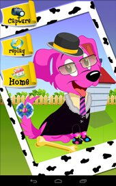 Pretty Puppy Dress up Salon - 3