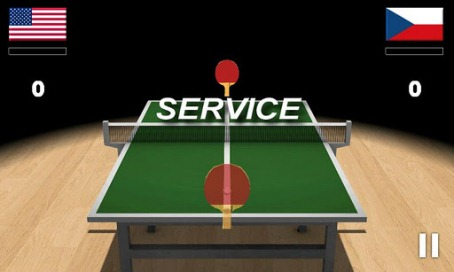 Virtual Table Tennis 3D - 2