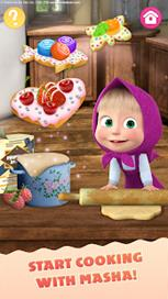 Masha and the Bear Child Games: Cooking Adventure - 31