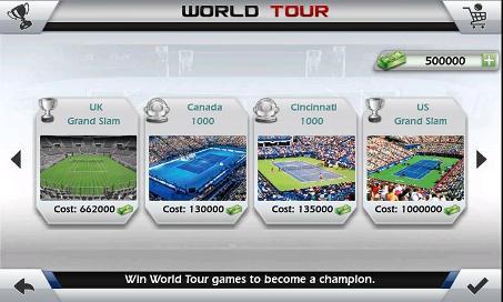 3D Tennis - 4