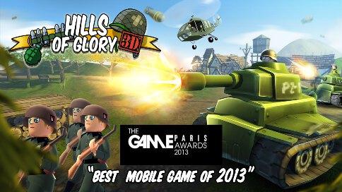 Hills of Glory 3D - 1