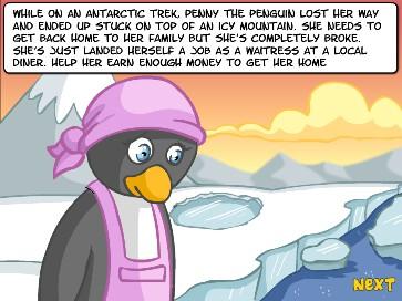 Penguin Diner - 2
